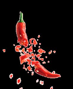 辣椒效果图